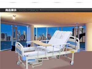 《出售》瘫痪病人护理床,用了三个月闲置,在府谷县城区有需要的电话联系15291228528