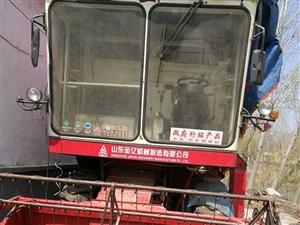 出售春雨牌大型小麦联合收割机,机型95。售价28000元,交易地点齐河,联系电话1358991082...