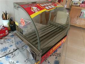 烤肠机,买了没怎么用保守说9成新,闲置无用低价处理!济南中恒市场385元买的,折价200处理给需要的...