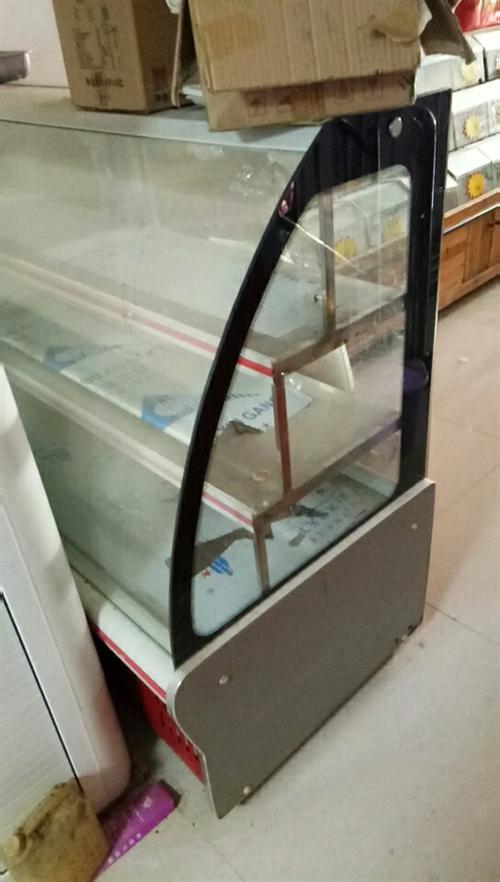 九成新冷藏展示柜出售
