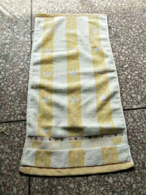32股弱念毛巾,紗線好顏色亮