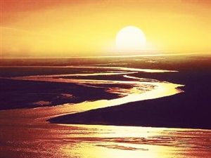 人生就是一条长河