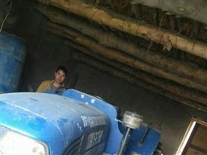 求购福田雷沃拖拉机604一辆TB型 中拖
