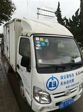 8.8成新柴油货车