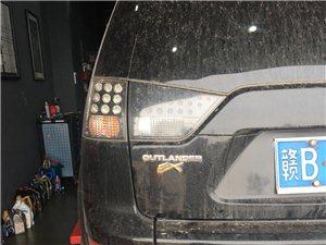 进口三菱安装自修复轮胎