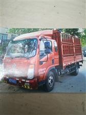 本人有一辆大运苍栏货车欲转让,此车货箱长三米八五,宽二米,发动机是,五十铃493呙轮发动机750-1...