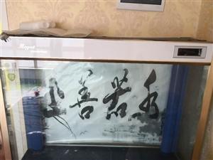 出售鱼缸9成新,长1米2,宽50