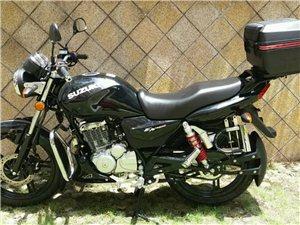 求购一台八成新左右的二手125或150的摩托车,最好是铃木和本田的,有的请与我联系158365764...