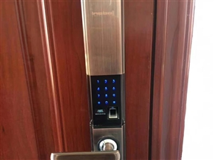 告别传统机械门锁,智能家居指纹密码锁
