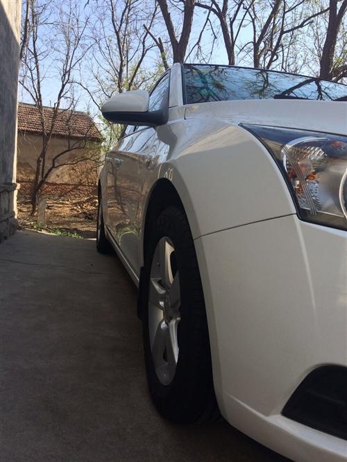 科魯茲原裝低配15寸鋁合金輪轂輪胎一套因升級替換下來的跑了三萬多點沒有一點毛病,博興上門自取