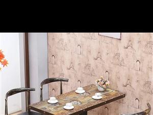求购这种餐桌跟椅子,二手或者新的都可以
