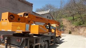 8吨吊车出售
