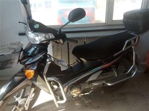 摩托新买的就骑了一年,去外地定居,这两天回来要卖了,就只卖这两天,有诚心想买摩托的可以打电话,绝对一...