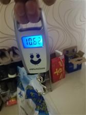 湖口方大上上城内超市昌庆青花贡大米短斤缺两严重