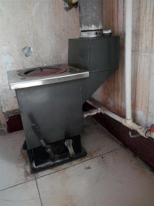 因搬家便宜处理八成新小型暖气炉一台!买了就用了一冬天!