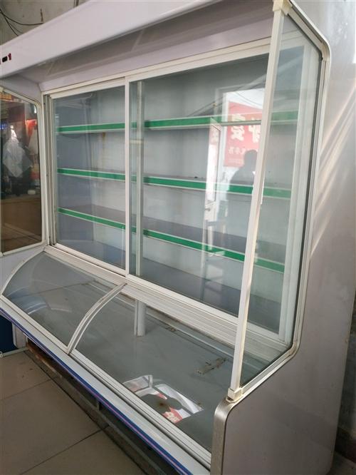 点菜柜一台,长2米,8成新,价格面议