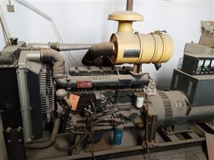 120kw柴油六缸发电机组,成色新,原购置价四万多,基本没用过,因不用了,有需要请联系张先生:152...