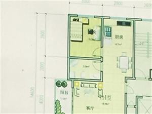 龙翔小区3室1厅1卫36万元