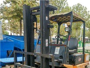 杭州3噸半叉車  新發動機