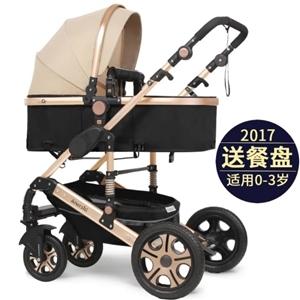 婴儿高景观手推车,可当婴儿床,婴儿餐桌,九成新,只要188元,现在买送冰丝小凉席哦!15726710...
