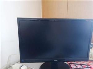 aoc    21.5寸显示器,便宜出售,办公家用都可以