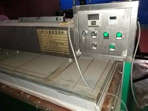 卖两台热转烫花机,大幅面一台80x160公分8000元,一台120x150公分11000元,使用中的...