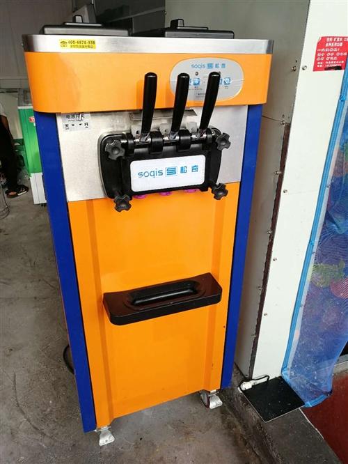 低价威尼斯人注册一台九五成新立式冰激淋机,有意者联系。