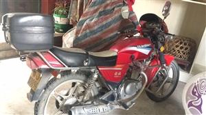 本人有一辆男士摩托车,豪爵钻豹的,有需要请联系我,13409702660,价格1800,想要的可以便...