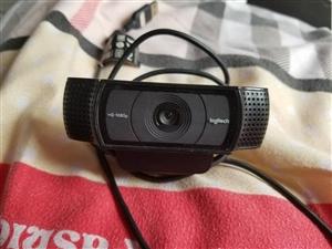 罗技C920 全新摄像头 在保