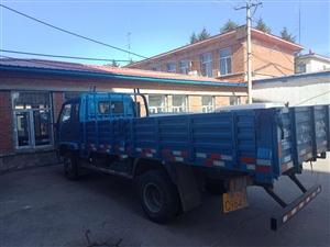 八成新4.2米车厢货车