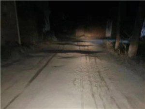 杨坊桥头至红岩村的路,真是没法走