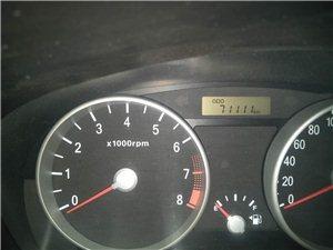 现代雅绅特,08年9月的车