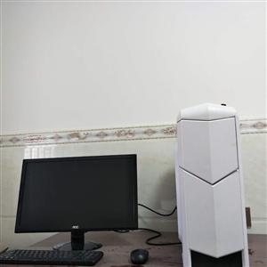 半卖半送吧,反正放那也不用,这台式电脑是17年年初时叫熟人组装的,花了4800多,还不包括显示器,当...