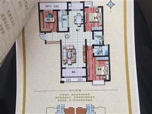 出售,御捷城四期三室两厅两卫129.07平,多钱买多钱卖,自己改名