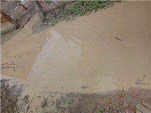 邸阁的水泥路