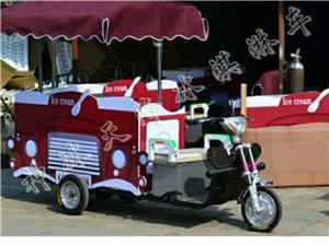 超低价转让一辆八成新营业中的冰淇淋流动车,可经营果汁、奶茶冰淇淋,望能在小区公园游乐场或城乡结合部的...