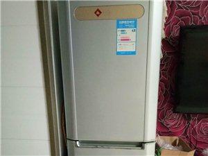 12年美的冰箱,无故障