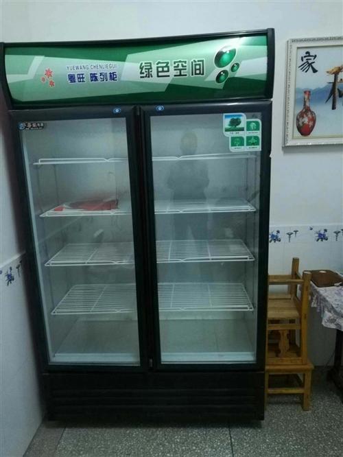 全新展示柜冰箱轉讓。