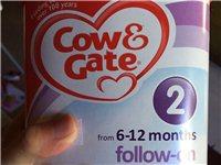 转英国牛栏2段奶粉,因宝宝要转3段,所以低价转让,保证正品!190元买的,现在120元转出,有意加微...