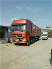 天龙平板货车
