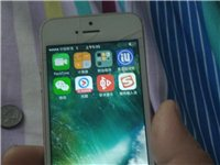 苹果5手机ID可退,16G内存,成色七成新支持三网,外屏碎不影响触摸,新换的电池,备用机首选。高唐周...