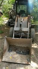 铲车搅拌机