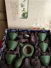 朋友厂查环保,处理精品茶具,60一套