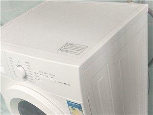 九成新滚筒式洗衣机,原价2480元,有意可电话联系!