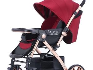 17年买的婴儿推车,原价打折下来328元,可坐可躺,可折叠,高观景减震静音推车,买的推车多,就小时候...