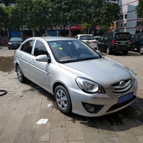 北京现代雅绅特2011款手动舒适型