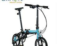 转让刚入手两天的美国大行14寸超轻折叠自行车,有意者联系17359576706