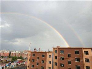 彩虹奇景,让更多人看到
