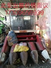 福田雷沃CC04玉米收割机,2014年的机器。