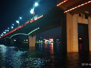 丹江口市夜景